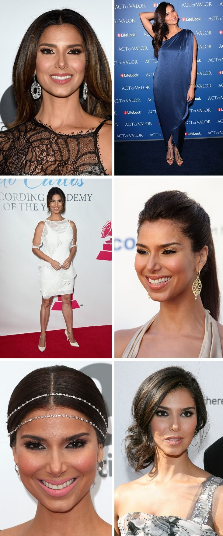 Roselyn Sanchez Style, Fashion & Looks - Roselyn Sanchez's best hairstyles, gowns, and outfits.