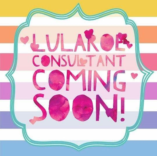 My journey to becoming a LuLaRoe consultant...
