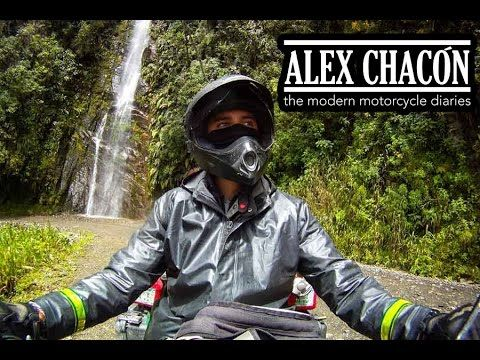Alaska to Argentina in 500 Days, the sights and roads of a motorcycle journey, a one man video documentary of the craziest, most beautiful and intense roads ...