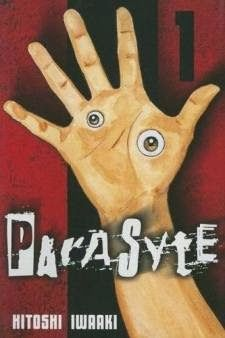 A review of the horror/sci-fi manga Parasyte from the book review blog Bookworms Unite!