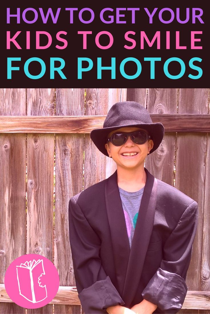 Is getting your children to pose for photos an uphill struggle? Discover the one question guaranteed to make them smile every single time. Plus 5 things to make your kids grin. How to host a family standup comedy night to remember. And FREE printables. Sm
