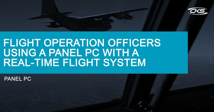 Here's a device that matches the flight industry's real-time and challenging environment.