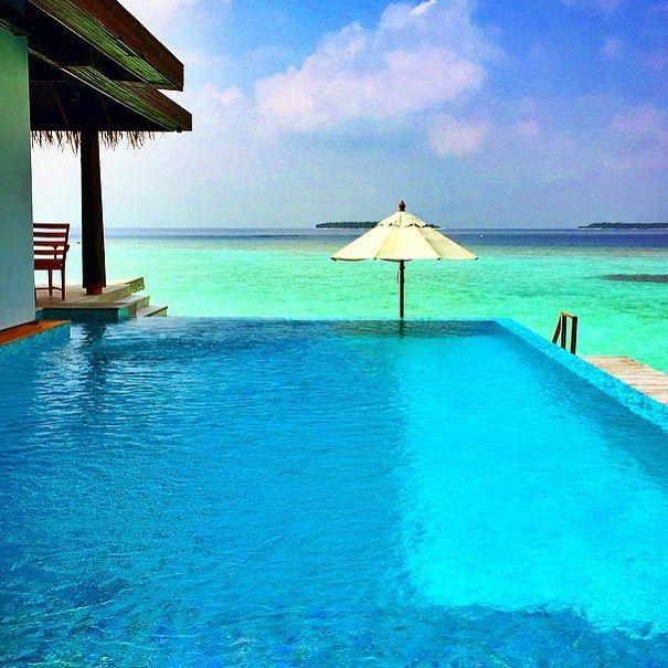 Anantara Kihavah Villas - Maldives  Credits ✨@Kazim_Baron✨