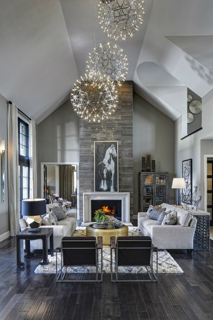 Best 25+ Tall fireplace ideas on Pinterest | Tall ceilings ...