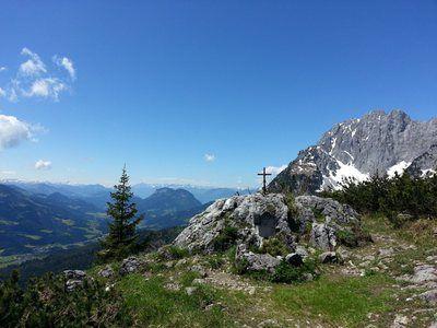3-Tage Hüttenwanderung Wilder Kaiser von Going nach Scheffau