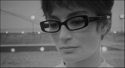 1963 Anouk Aimee - played the director's wife in Fellini's 8 1/2 - a woman of great beauty. i'm always trying to get this look.