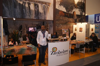 Zimbabwe Stand At the ITB