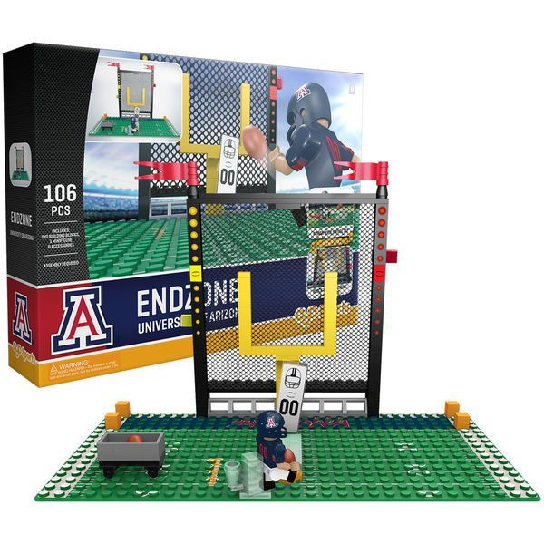 Arizona Wildcats OYO Sports Generation 2 End Zone Set