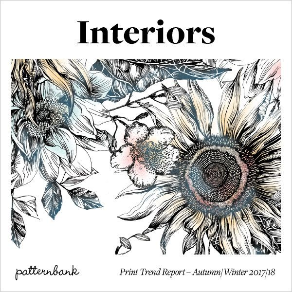 Interiors Print & Pattern Trend Report – Autumn/Winter 2017/18
