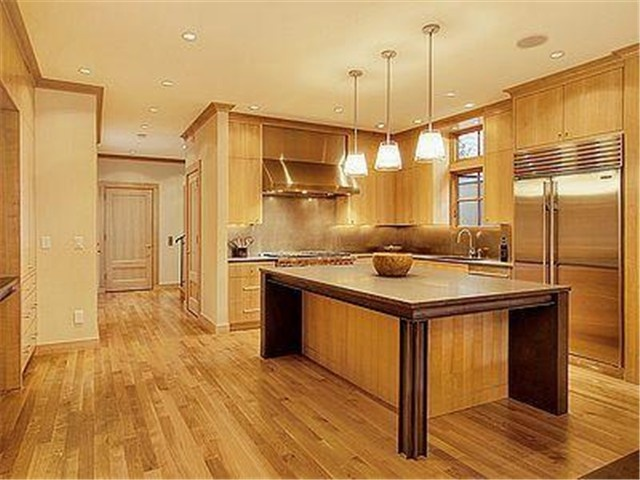 Islands and kitchens on pinterest