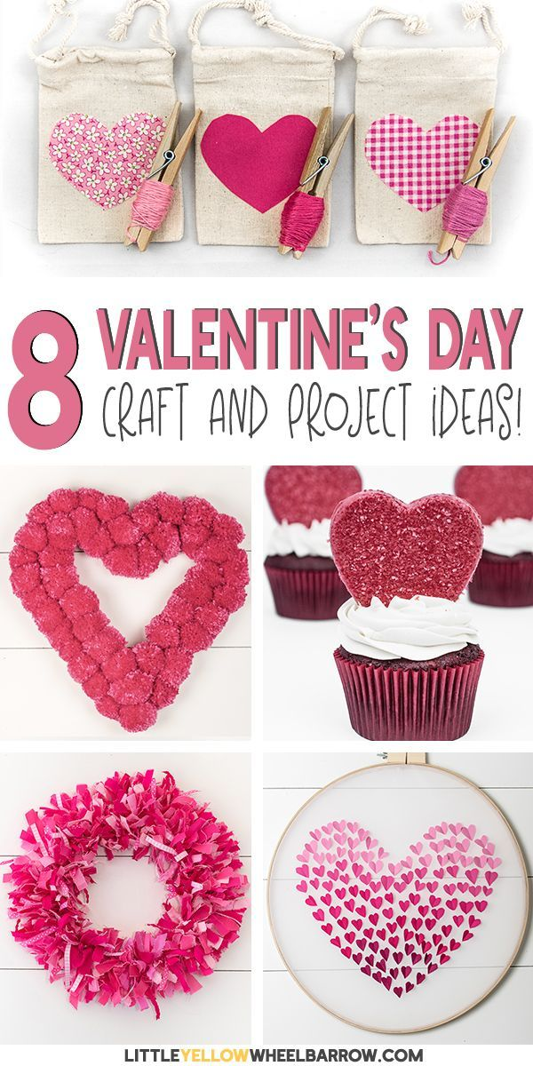 Valentine S Day Diy And Craft Projects Anyone Can Make