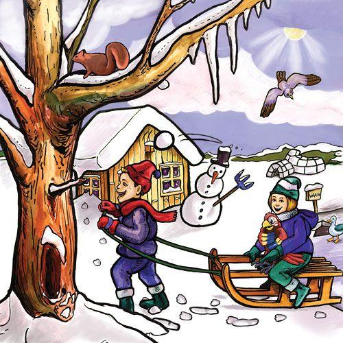 Praatplaat winter