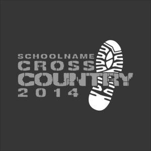 Cross Country T-Shirt Design Ideas | Cross Country t-shirt design idea | Chyder5 kulture | Pinterest