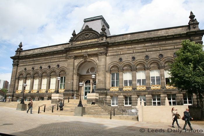 Leeds City Museum, Cuthbert Brodrick