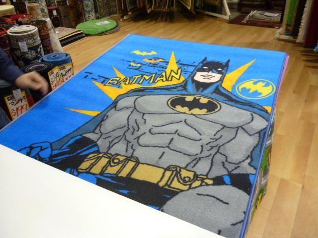 Batman bedroom rugs