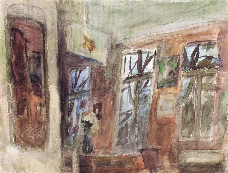 Илларион Владимирович Голицын (1928-2007гг). — Музей рисунка
