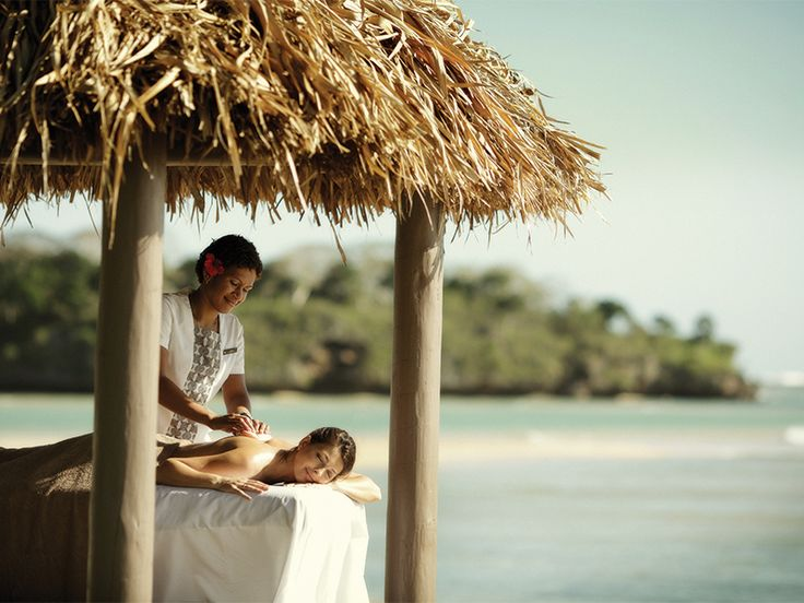 The ultimate holiday indulgence. InterContinental Fiji Golf Resort & Spa  www.islandescapes.com.au