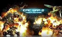 Epic War TD 2 Epic Defense it's a new 3D strategy tower defense flash game you can play it for free here on vitalitygames.com.