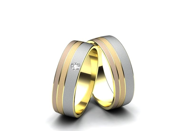 Snubní prsteny A2014