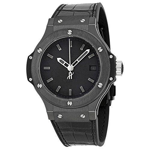 Hublot Big Bang 365.CM.1110.LR - Reloj automático para hombre, caja cerámica, color negro