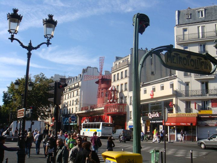 My trip: Paris and some parts in France.