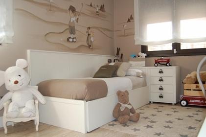 Lorena canals alfombras para el beb en tostado y crudo - Alfombra habitacion bebe ...