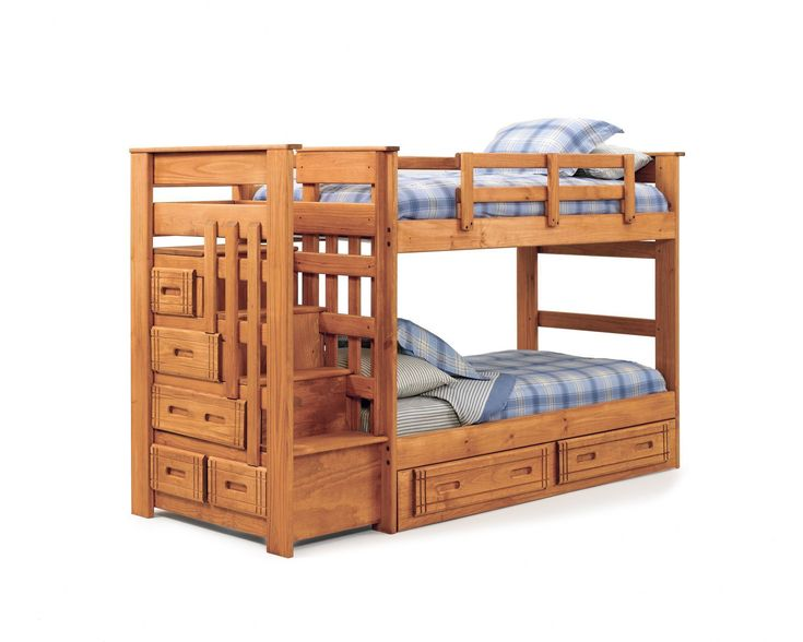 The 25 Best Bunk Beds With Stairs Ideas On Pinterest