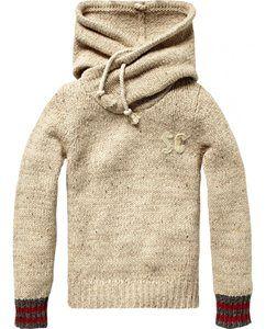 Scotch Shrunk Knit - For boys