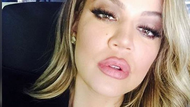 Did Khloe Kardashian Get A Lip Job? Fans Started To Freak Out Over Her Massive Pout - Check Out A Few Tweets! #KendallJenner, #KhloeKardashian, #KimKardashian, #KylieJenner, #TheKardashians celebrityinsider.org #TVShows #celebrityinsider #celebrities #celebrity #celebritynews #tvshowsnews