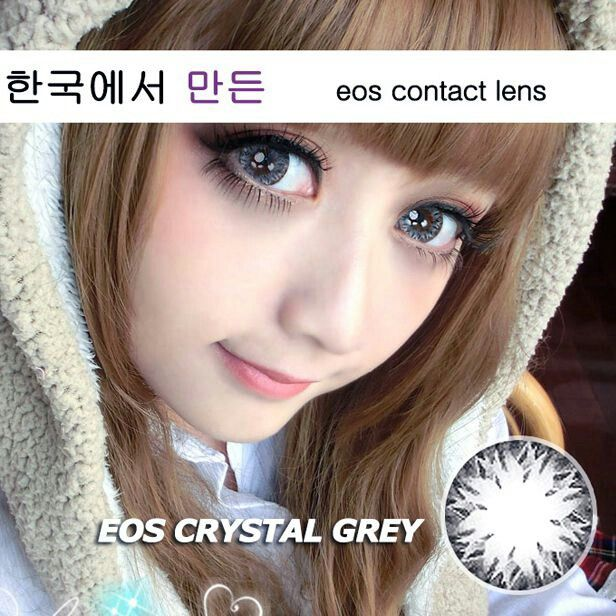 EOS contact lenses