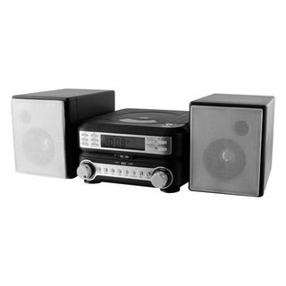 GPX HC221B Micro Hi-Fi System - Overstock™ Shopping - Top Rated DPI Speaker Systems & Docks