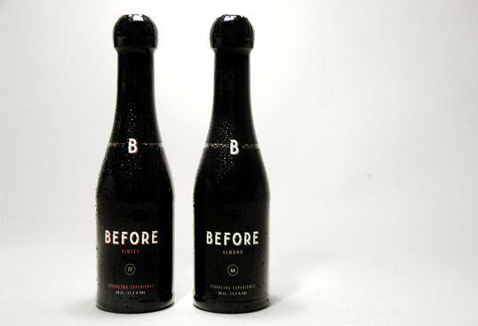 BeforeDrank, Packaging Design