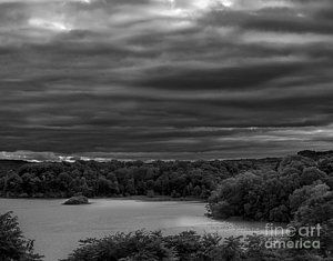 Photograph - Storm Over Cootes by Urbanmoon Photography