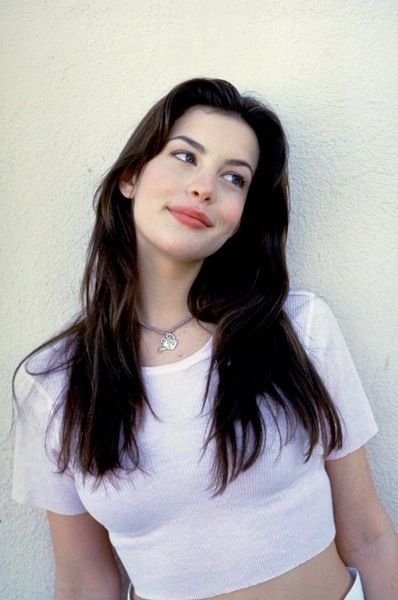 """Pinned from  Author Lillian Bryant...Liv Tyler is my inspiration for Blodeuedd """"Lodi"""", in my series Bad Faeries, book 5."""