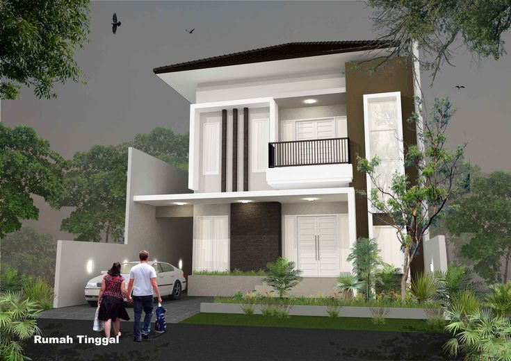 Rumah minimalis 2 lantai google search home for Dekorasi rumah minimalis