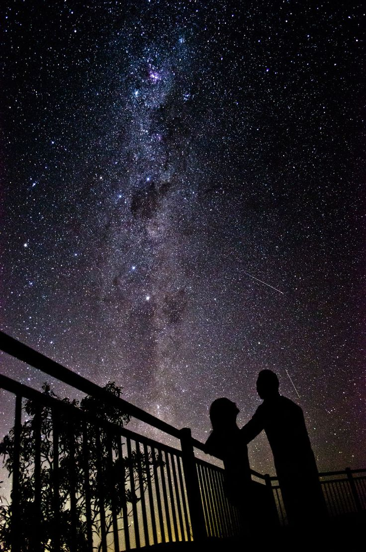 Hargraves lookout is a great place to try your hand at astro photography. #BlueMountains #NSW #Astro