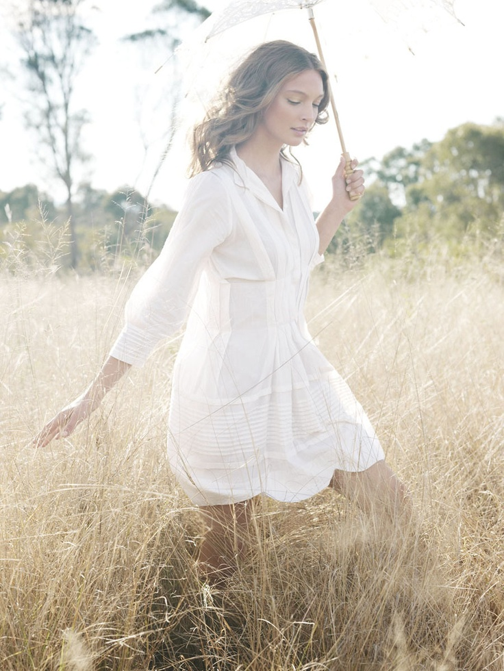 Corrie Bond | Photographer: Summer Dress, Fashion Shoot, Style, Photographer, Fashion Photography, White Dresses, Awesome Photography, Fields