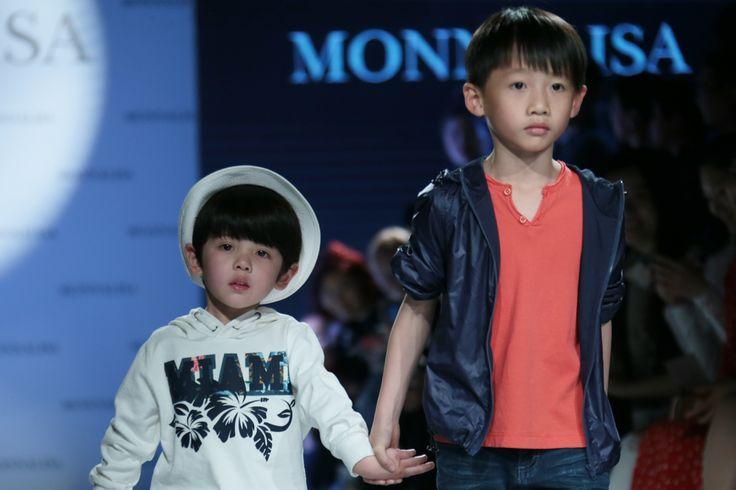 Shanghai SS2017 Fashion Show April 21st - Time Alley #Monnalisa