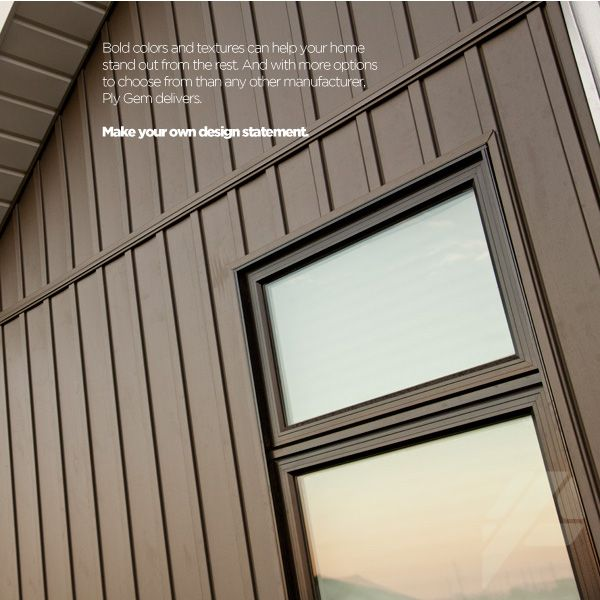 Low Maintenance Exterior House Material : Best low maintenance siding nuff said images on