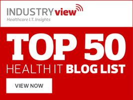 Top 50 Health IT Blogs 2013 from CDW Healthcare