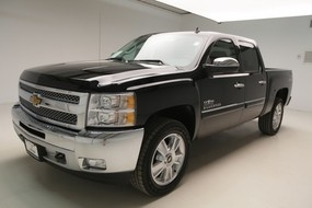 2012 4 door/4wheel drive Chevy Silverado Texas  Edition.