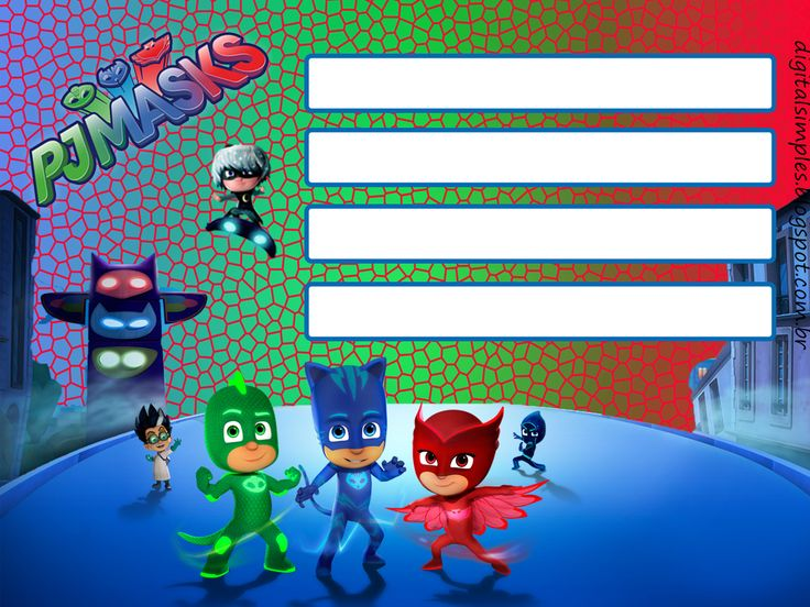 free-printable-pj-masks-party-kit-016.jpg (1102×827)