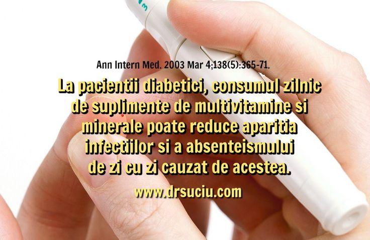 Photo Beneficiile consumului de multivitamine in caz de diabet de tip 2 - drsuciu