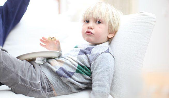 Indre ro gør dit barn godt