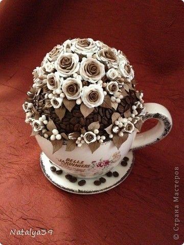 Мама большая любительница кофе,вот такой ей подарочек :) фото 1