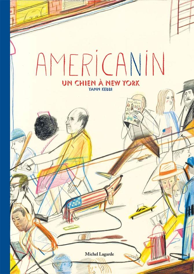 Yann Kebbi. Americanin