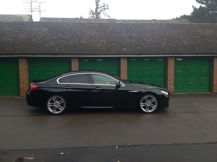 BMW 6 Series GranCoupe; low, wide, bursting with presence, and hiding a stunningly quick motor that could startle a Ferrari at the lights.
