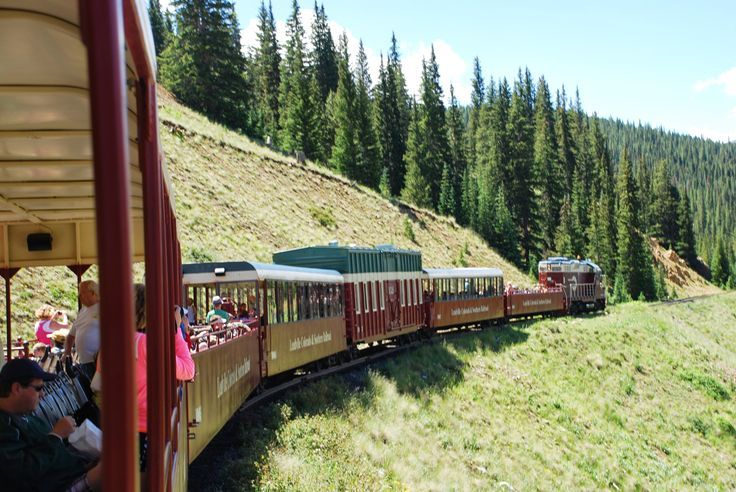 Nothing like riding a train thru the beautiful scenery of Colorado...  http://www.pagosaspringsluxproperties.com