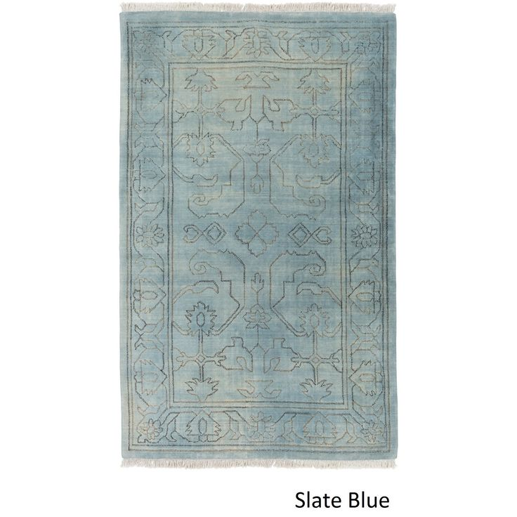 Diamond Basic Porcelain Blue Persian Style Wool Area Rug: Best 25+ Slate Blue Walls Ideas On Pinterest
