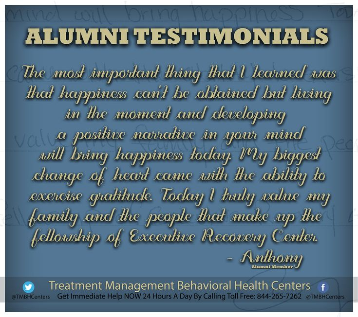 11 best addiction stories images on pinterest addiction journey alumni testimonials for treatment management behavioral health centers in florida arizona and california fandeluxe Choice Image